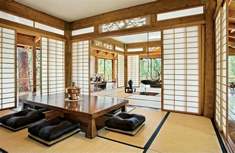 Japanese Home Interior by Traditional Japanese House Interior Design