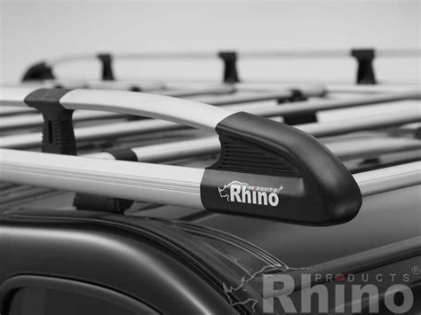 tag roof rack rhino aluminium roof rack for ford transit custom
