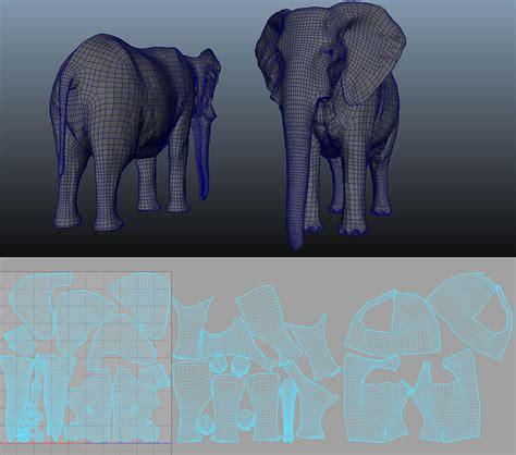 zbrush elephant tutorial sculpting realistic animals by stavros fylladitis