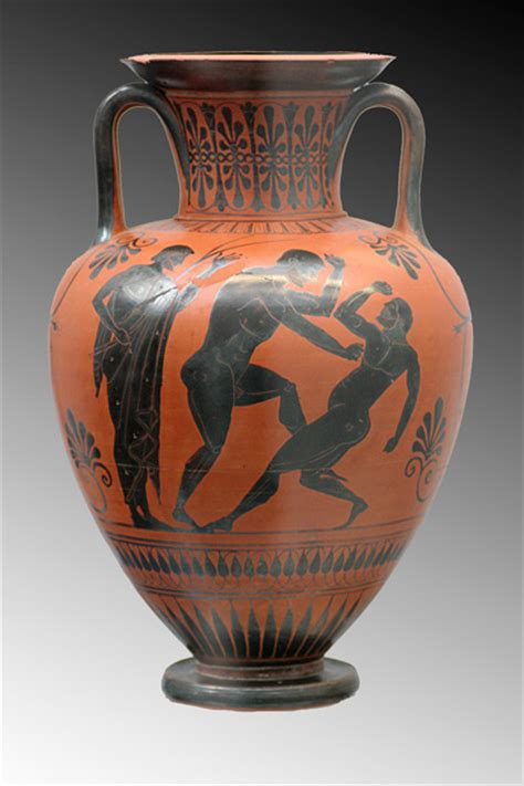 Ancient Greece Vases by Stanford Classics Professor Debunks Image Of The Noble