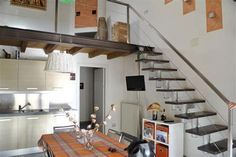 appartamento con soppalco particolare appartamento con soppalco e travi a vista