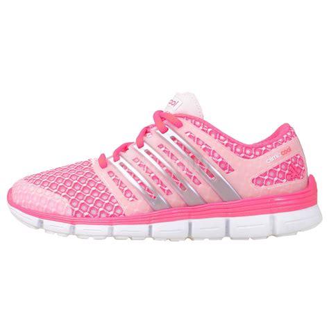 adidas cc w pink white womens lightweight running shoes m25989 ebay