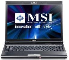 Msi Vr440 msi announces three new notebooks