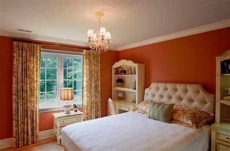 beige and orange bedroom interior design decorating in luscious orange home and