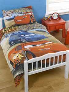Disney Cars Duvet Cover Disney Cars Mcqueen Junior Cot Bed Duvet Cover Set Gift Ebay