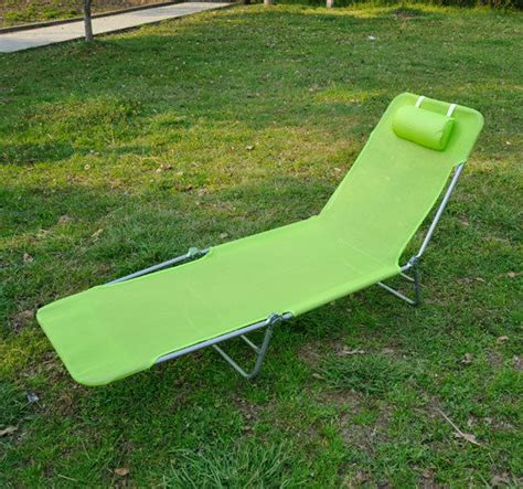 folding chaise lawn chairs folding reclining beach sun patio chaise lounge chair pool