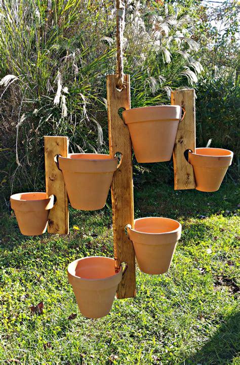 Flower Pot Hanger - hanging flower pot holder hanger
