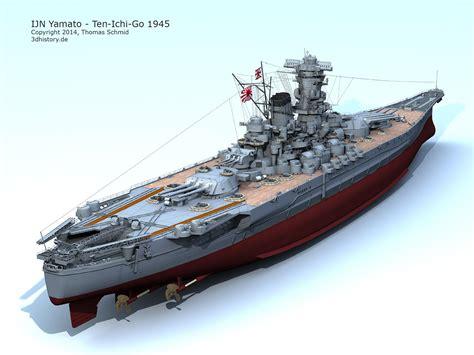 ship yamato ijn yamato ten ichi go battleship yamato in which is