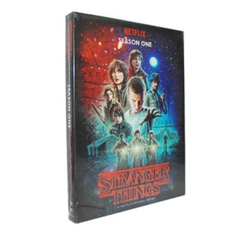 bioskopkeren stranger things season 1 stranger things season 1 dvd box set