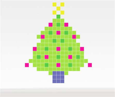 post it christmas tree post it tree