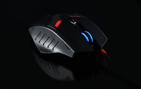 Mouse Gaming Nexus tl8a terminator laser gaming mouse review gaming nexus