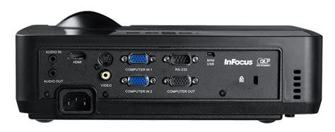 Proyektor Infocus In 126a infocus in126 wxga projector discontinued