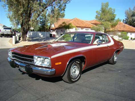 Red Door Paint Colors 1974 Plymouth Road Runner Coupe 71569