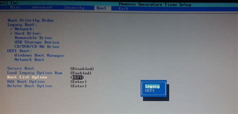reset bios uefi how to reset windows 8 password on dell inspiron laptop