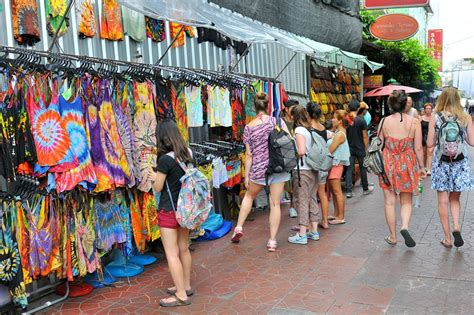Dunia Unik Kaos Souvenir Singapura 10 tempat wisata unik dan menarik di bangkok yang wajib