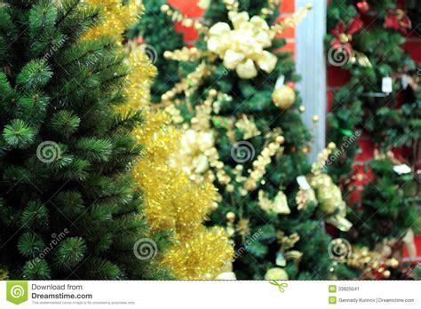 christmas trees for sale stock image image 33825041