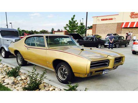 1969 pontiac gto for sale classiccars com cc 970645 1969 pontiac gto for sale classiccars com cc 912145
