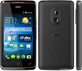 Acer One 200 Price Acer Liquid Z200 Pictures Official Photos