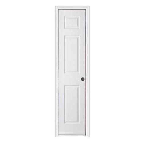 Split Interior Doors Jeld Wen Textured 6 Panel Primed Molded Split Jamb Single Prehung Interior Door With Trim