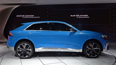 of crossovers audi unveils a 2018 q8 concept that