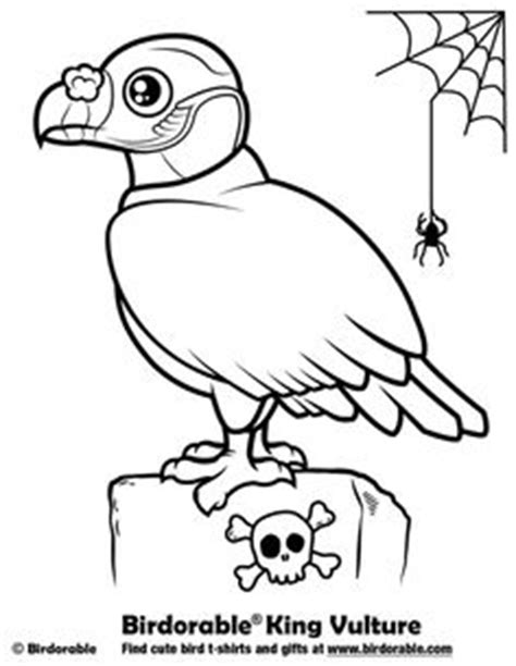 king vulture coloring page 1000 images about birdorable coloring pages on pinterest