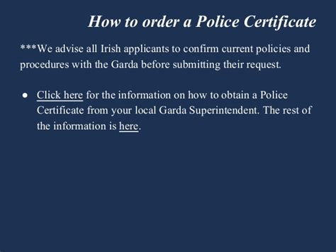 Can You Teach College With A Criminal Record Ireland Criminal Record Check Teaching In South