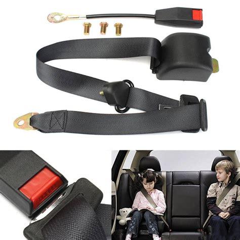 seat belt bolts g universal adjustable auto vehicle car seat belt bolt