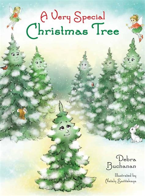 a very special christmas tree by debra buchanan the