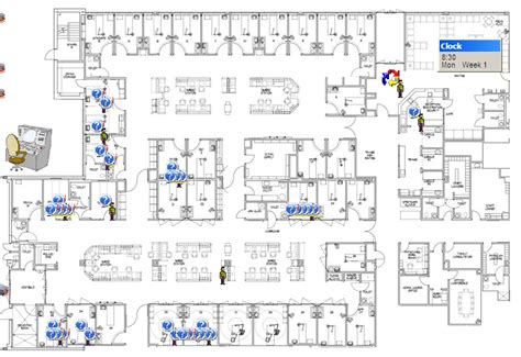 bayview center emergency room johns health system uses simul8 to improve ed patient flow and waiting times