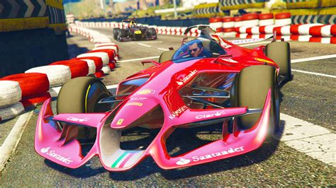Rancing Car1 gta 5 pc mods formula 1 cars racing mod gta 5 f1 car and races mod gameplay gta 5 mod