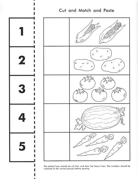 worksheets for preschoolers online printables free printable preschool cut and paste