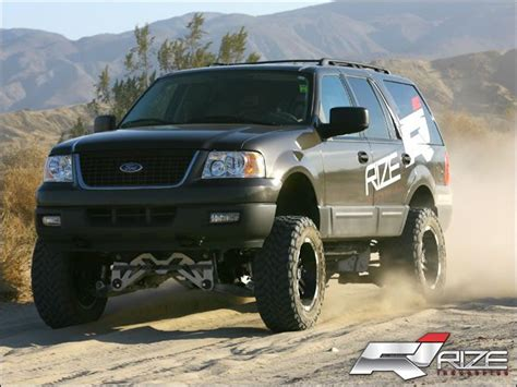 2003 ford expedition lift kit rize 8 quot lift kit 2003 2006 expedition ford trucks