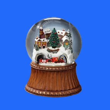 custom large rotating and mountain snow globe buy large snow
