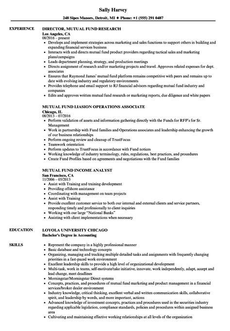 Imaging Repair Sle Resume by Fund Accountant Sle Resume Imaging Repair Sle Resume