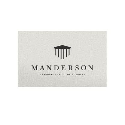 Of Alabama Mba Gmat Score by Manderson Graduate School Of Business