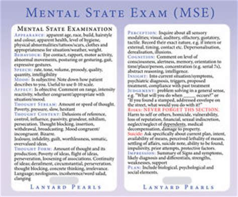 Mse Installing Card Templates by Nursing Psychiatry Pvc Lanyard Reference Card
