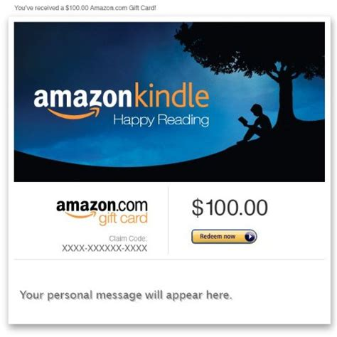 Gift Card For Kindle - amazon gift card e mail amazon kindle giftcardsunlimited com