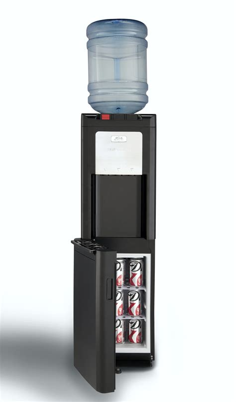Water Dispenser With Cooler glacial verichill fridge self cleaning water cooler with cold fridge water coolers