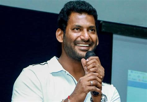 actor vishal life shed your inhibitions that s the first thing an actor
