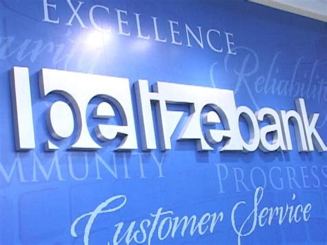 belize bank belize bank opens at the matalon channel5belize