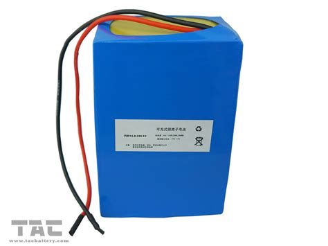 Shelf Lithium Ion Battery by Recharge 14 8v Lithium Ion Cylindrical Battery Pack 20ah