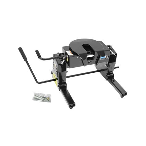 pro series hitch pro series 15k fifth wheel hitch with square slider
