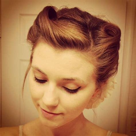 50s swing hairstyles 124 best images about swing hair style on