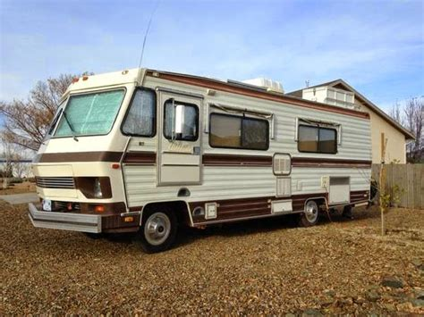 Used RVs 1981 Allegro Motorhome for Sale For Sale by Owner