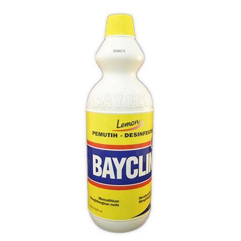 Bayclin Fresh 500ml supplier laundry pembersih rumah