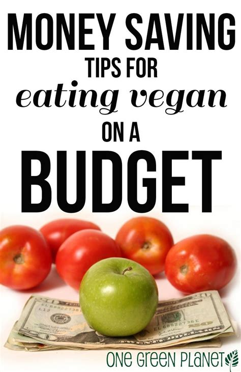 Cheap And Easy Tips For A Healthy And Happy by Money Saving Tips For Vegan On A Budget