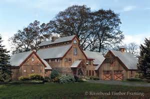 Barn Style Houses by Timber Frame Barn Style Home Plans Trend Home Design And
