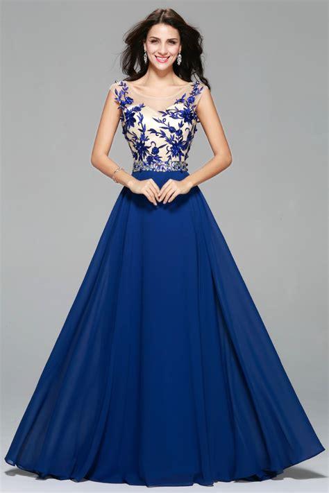 Model Busana Gaun gaun pesta malam bahan brokat gaun malam pesta bahan