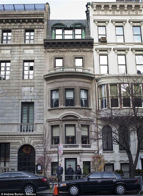 mayor elect bill de blasio family to gracie mansion