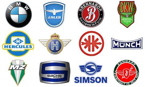 Italienische Motorrad Marken by German Motorcycles Motorcycle Brands Logo Specs History